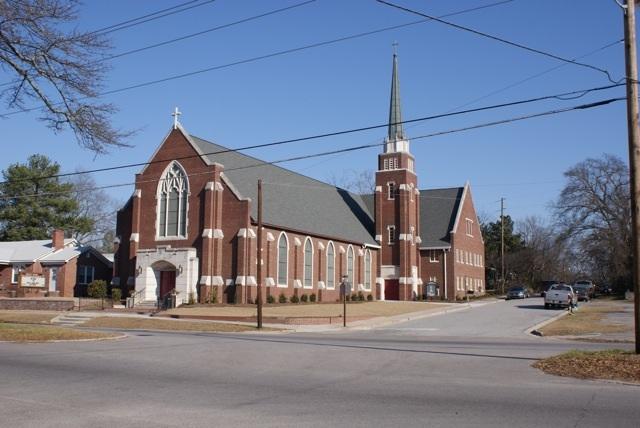 St Luke S United Methodist Church Virginia Beach